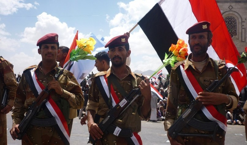 Saleh's dramatic death returns Yemen to the spotlight
