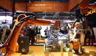 YouTube/ KUKA Robot Group