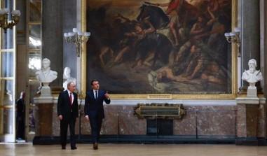 Facebook / Emmanuel Macron