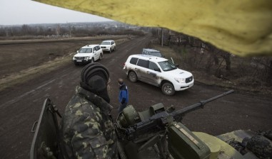 Wikimedia Commons/OSCE Special Monitoring Mission to Ukraine