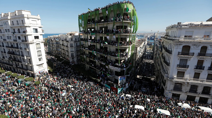Demonstration effects: How the Hirak protest movement is reshaping Algerian politics