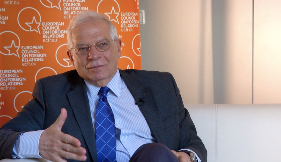 Borrell returns: His vision for Europe