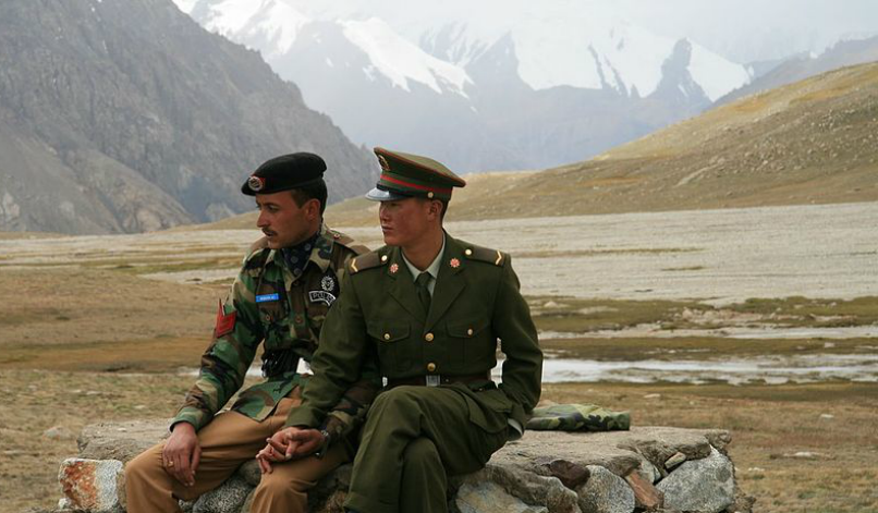 Cover: Fear and loathing on the New Silk Road: Chinese security in Afghanistan and beyond
