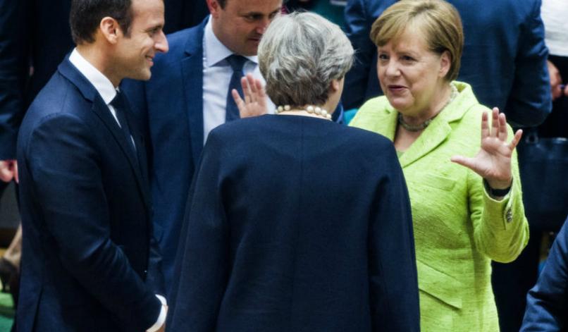 I quattro stati membri del centro decisionale europeo