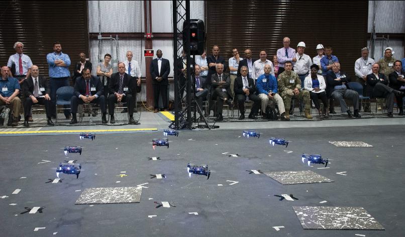 Flash Wars: Where could an autonomous weapons revolution lead us?