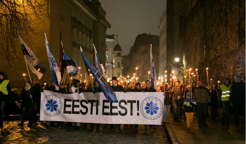The rise of Estonia's radical right: to engage or not to engage?