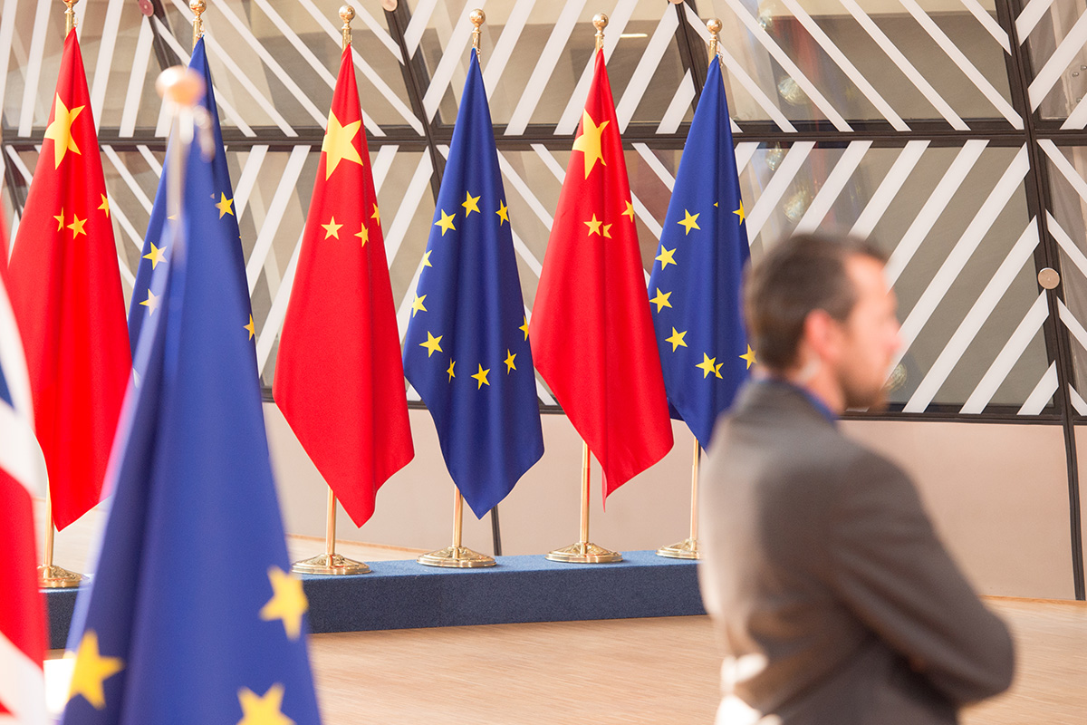 The meaning of systemic rivalry: Europe and China beyond the pandemic