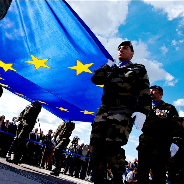 Cover: Strategy or Cacophony? - Is there a European strategic culture?