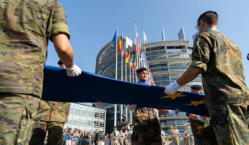 Beware of mission-accomplished syndrome: Germany and European defence