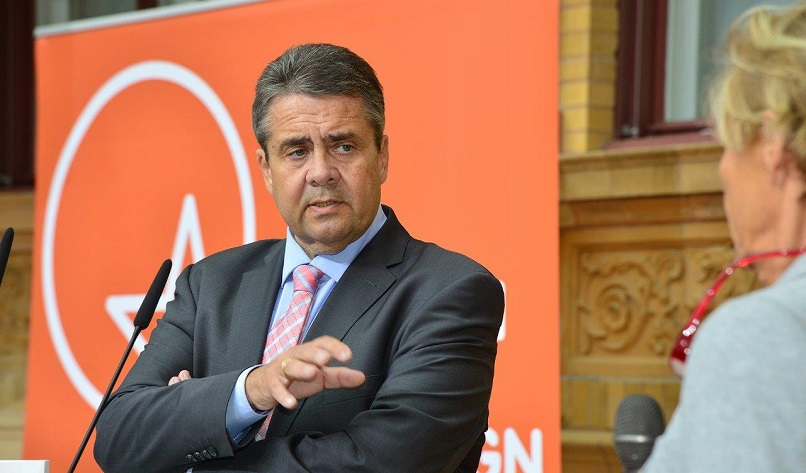 Sigmar Gabriel, Minister for Foreign Affairs of Germany @ #ECFR17