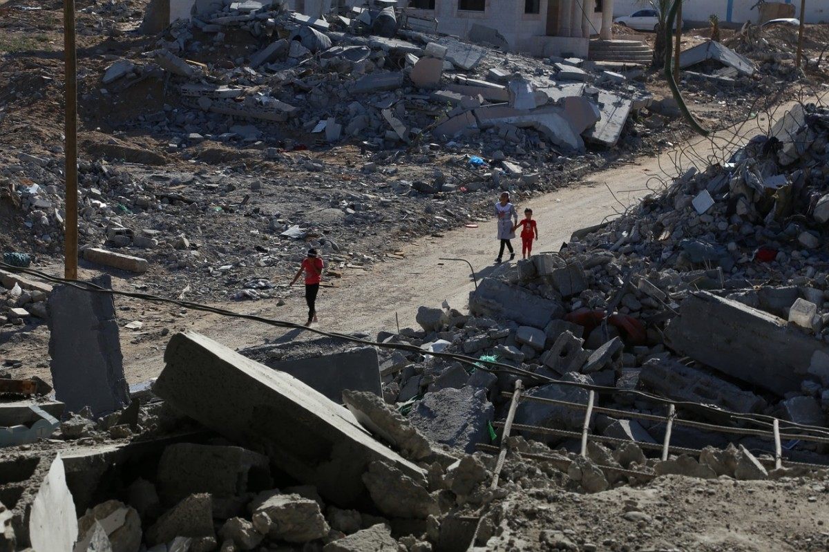 Beyond humanitarian quick-fixes for Gaza