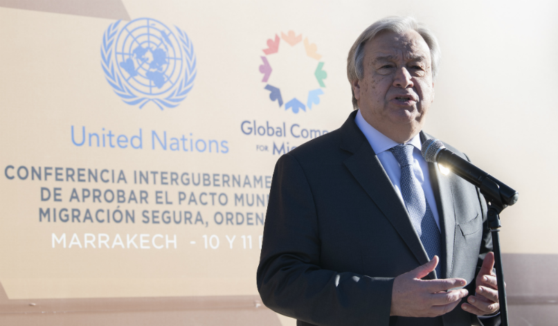 Global Compact: Can it build a new story about migration?