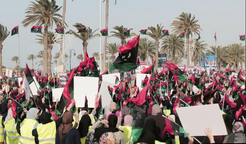 Libya's global civil war