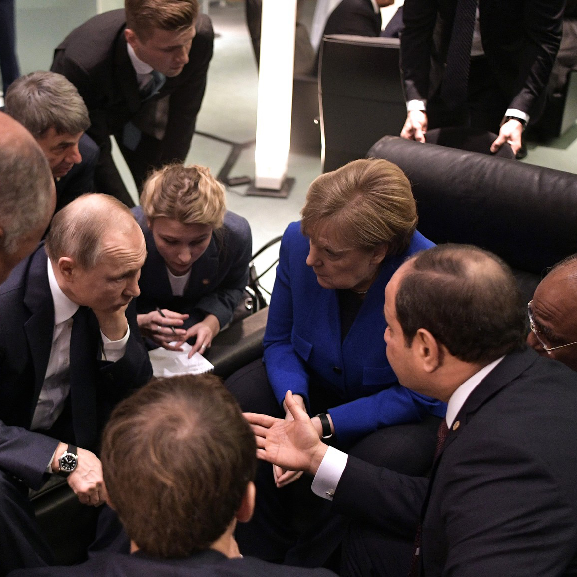 Cover: The Berlin Libya Conference: a moment to shine for European foreign policy?