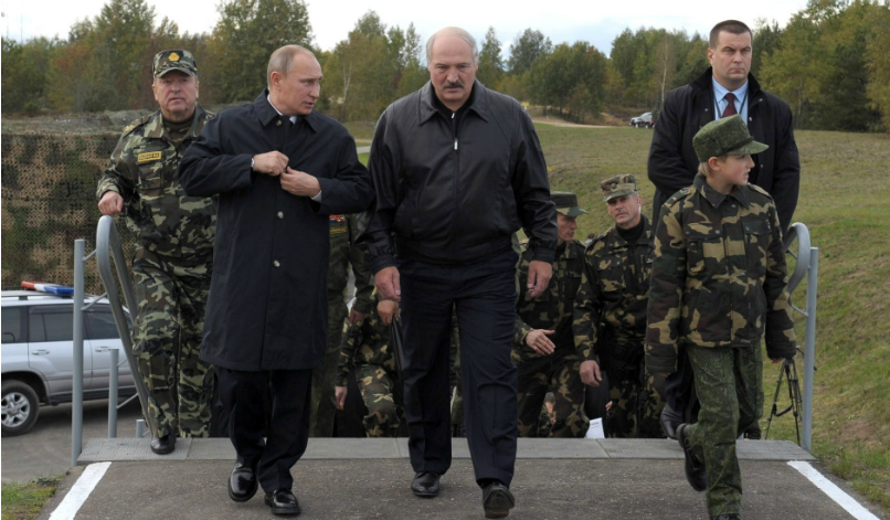 Can Belarus become a success story of European security?