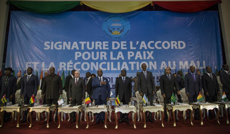 Mali e Algeria a confronto nella difficile ricerca della pace