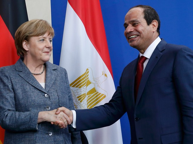 Open letter to Chancellor Merkel