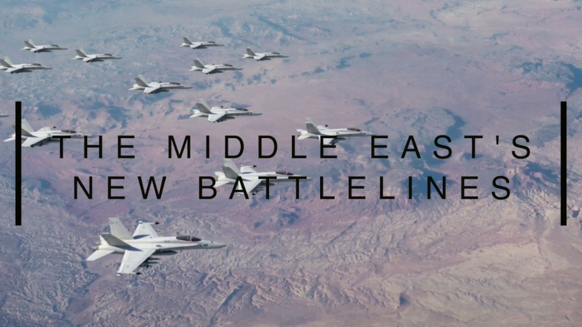 Video: The Middle East's new battlelines