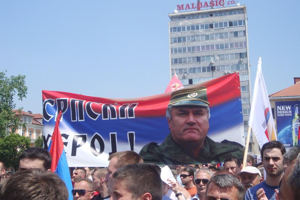 La fin du tribunal pénal international pour l'ex-Yougoslavie