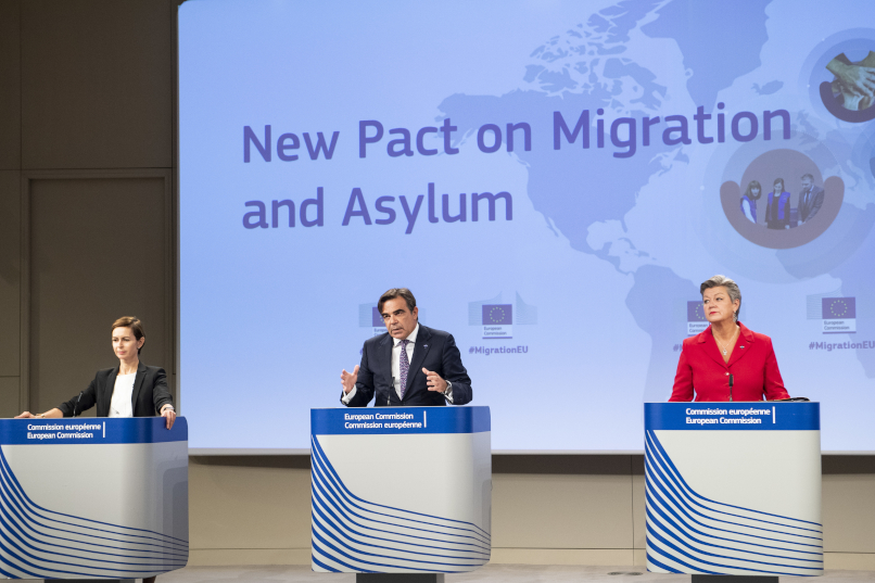 Uncertain solidarity: Why Europe's new migration pact could fall apart