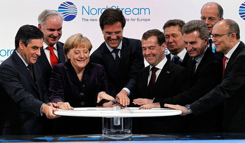 Nord Stream 2: ECFR opinions