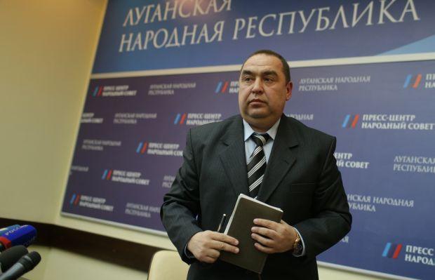 La débâcle dans le Donbass