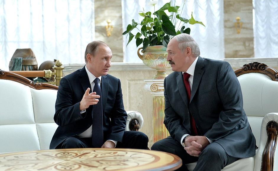Belarus's game of truancy