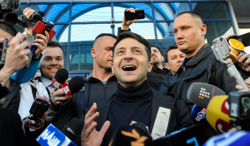 Zelensky unchained: What Ukraine's new political order means for its future