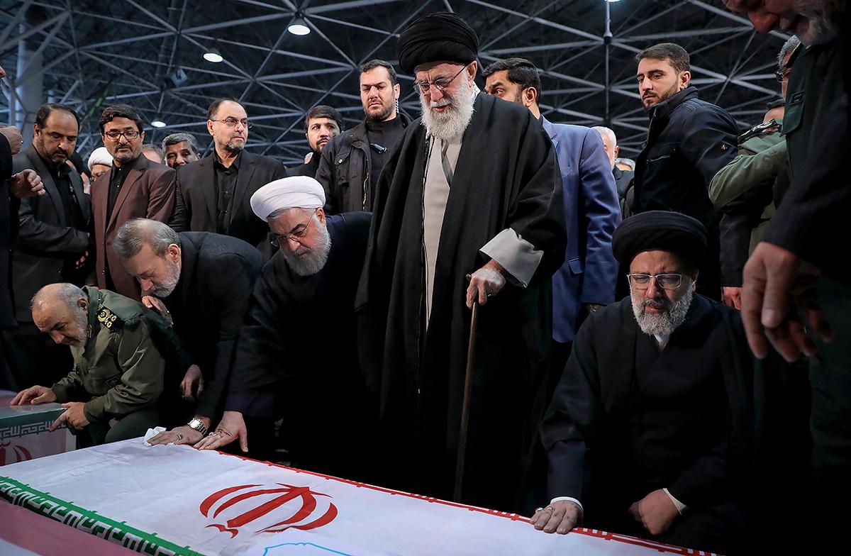 Reviving the revolutionaries: How Trump's maximum pressure is shifting Iran's domestic politics