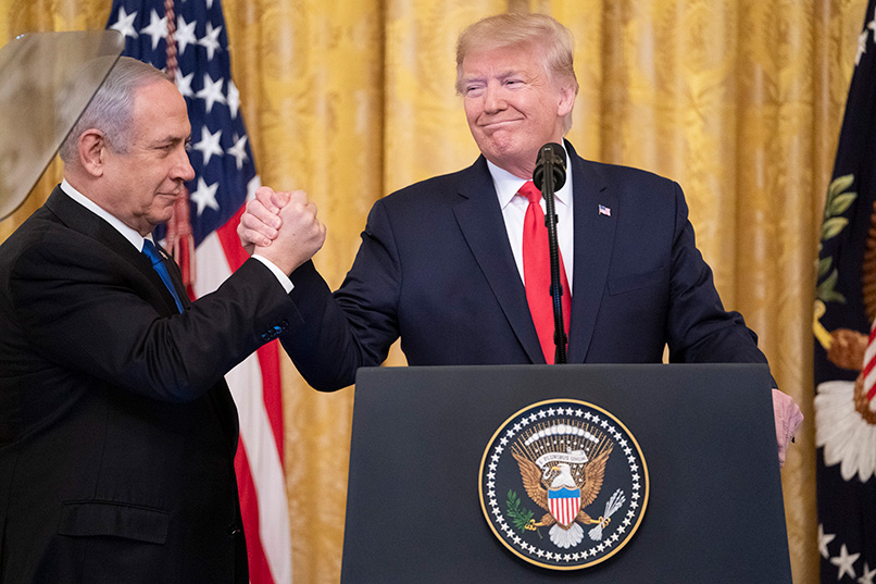From negotiation to imposition: Trump's Israel-Palestine parameters