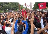 Túnez se rebela de nuevo