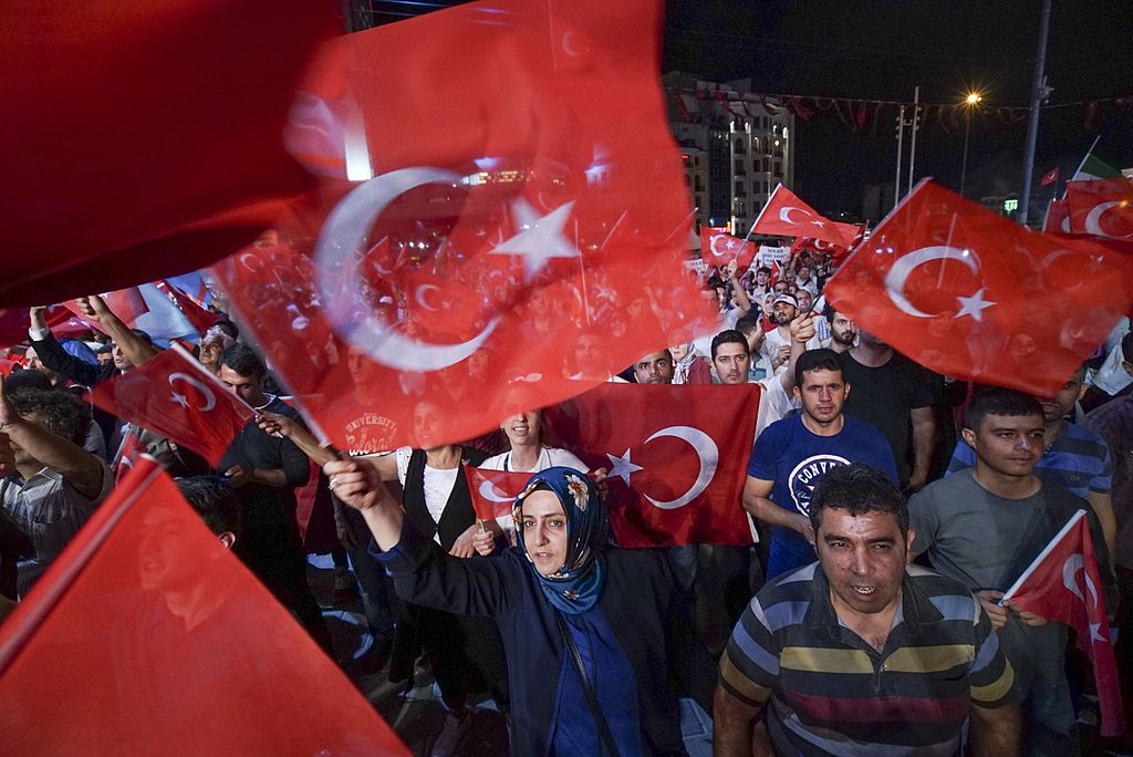 No question who planned and executed the attempted coup in Turkey