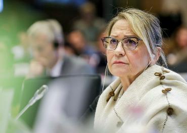 Cover: Inmaculada Rodríguez-Piñero sobre los tratados de libre comercio