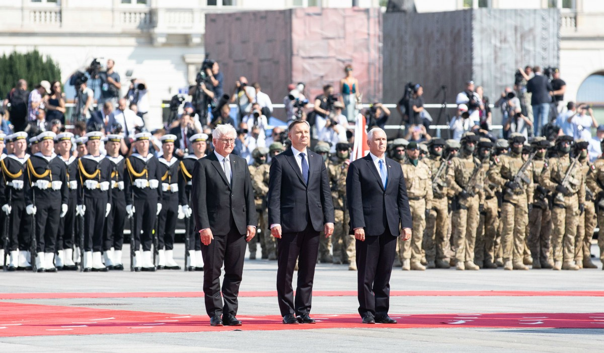 Polish WWII anniversary highlights transatlantic rifts