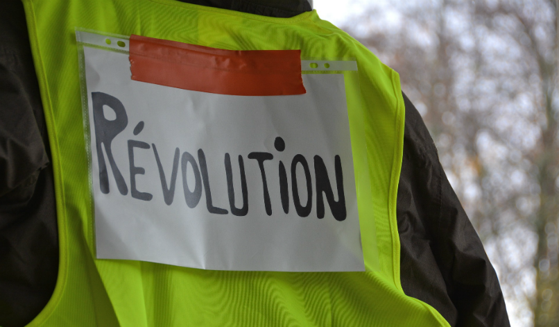 Will the yellow vests movement spread across Europe?