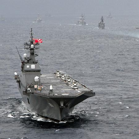 Cover: La sécurité en Asie Orientale : une perspective Indo-Pacifique