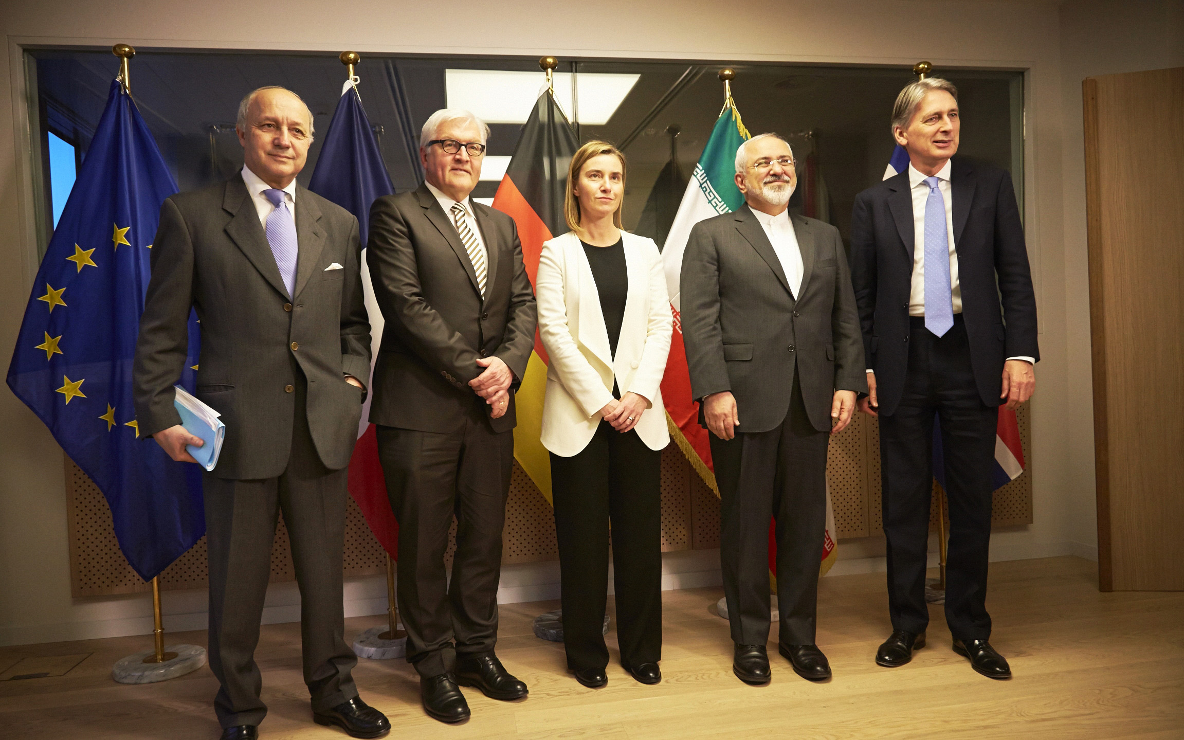 Europe stepping up its game on Iran