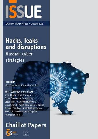 Cover: Russian foreign policy in the cyber age