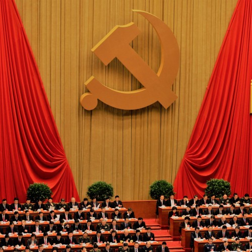 Cover: What did we learn from China's Party Congress?