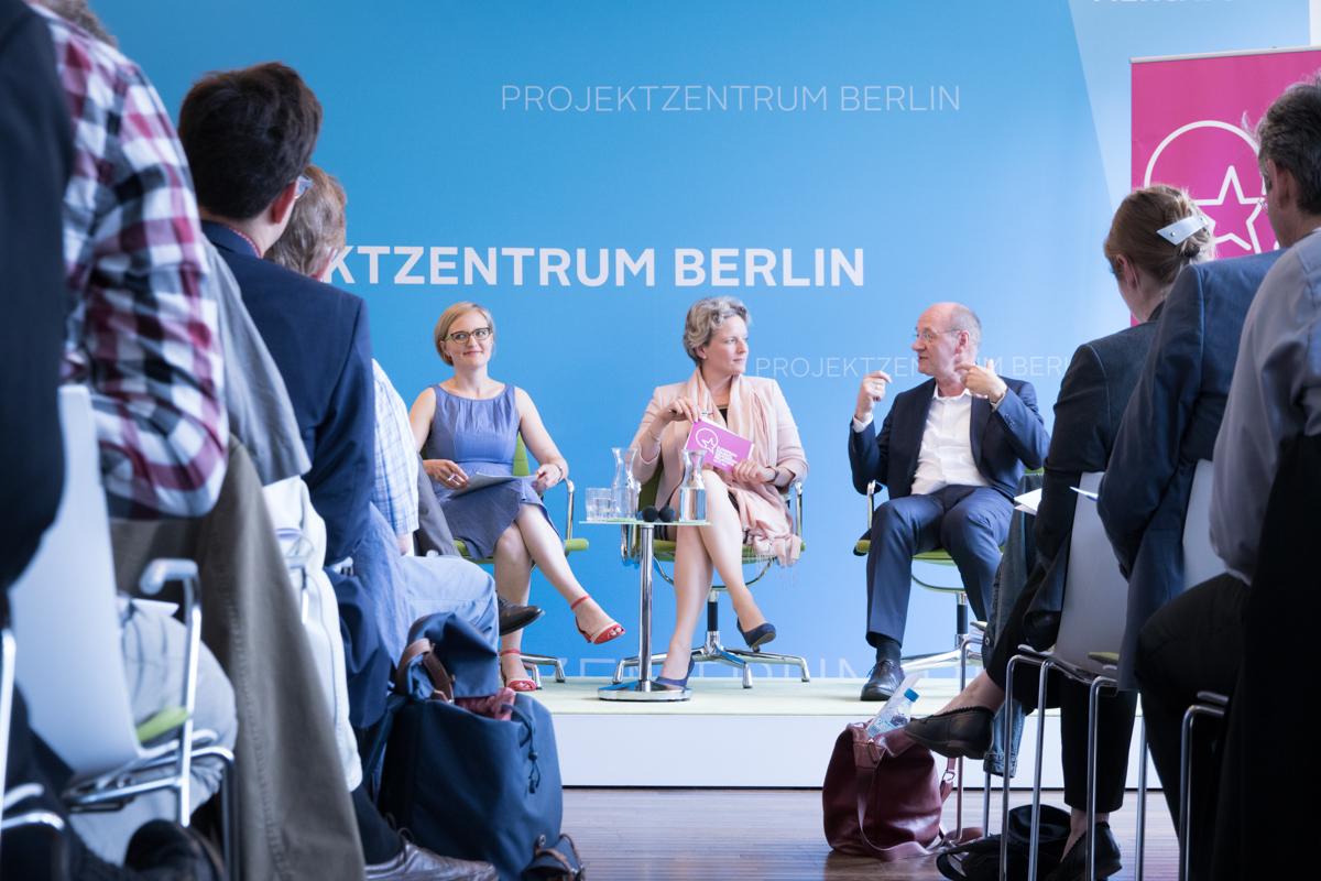 EU Cohesion Monitor in Berlin vorgestellt: Wie viel EU steckt in Europa?