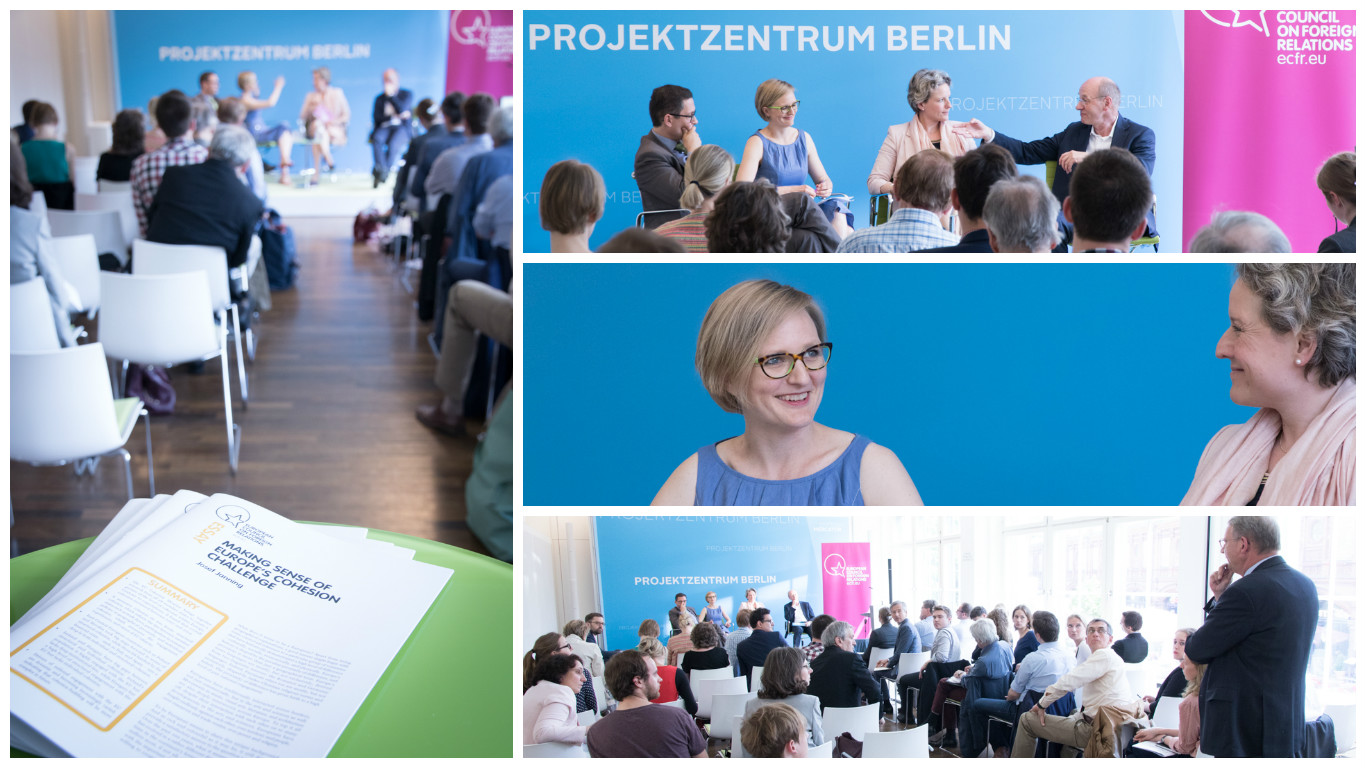 EU Cohesion Monitor launches in Berlin