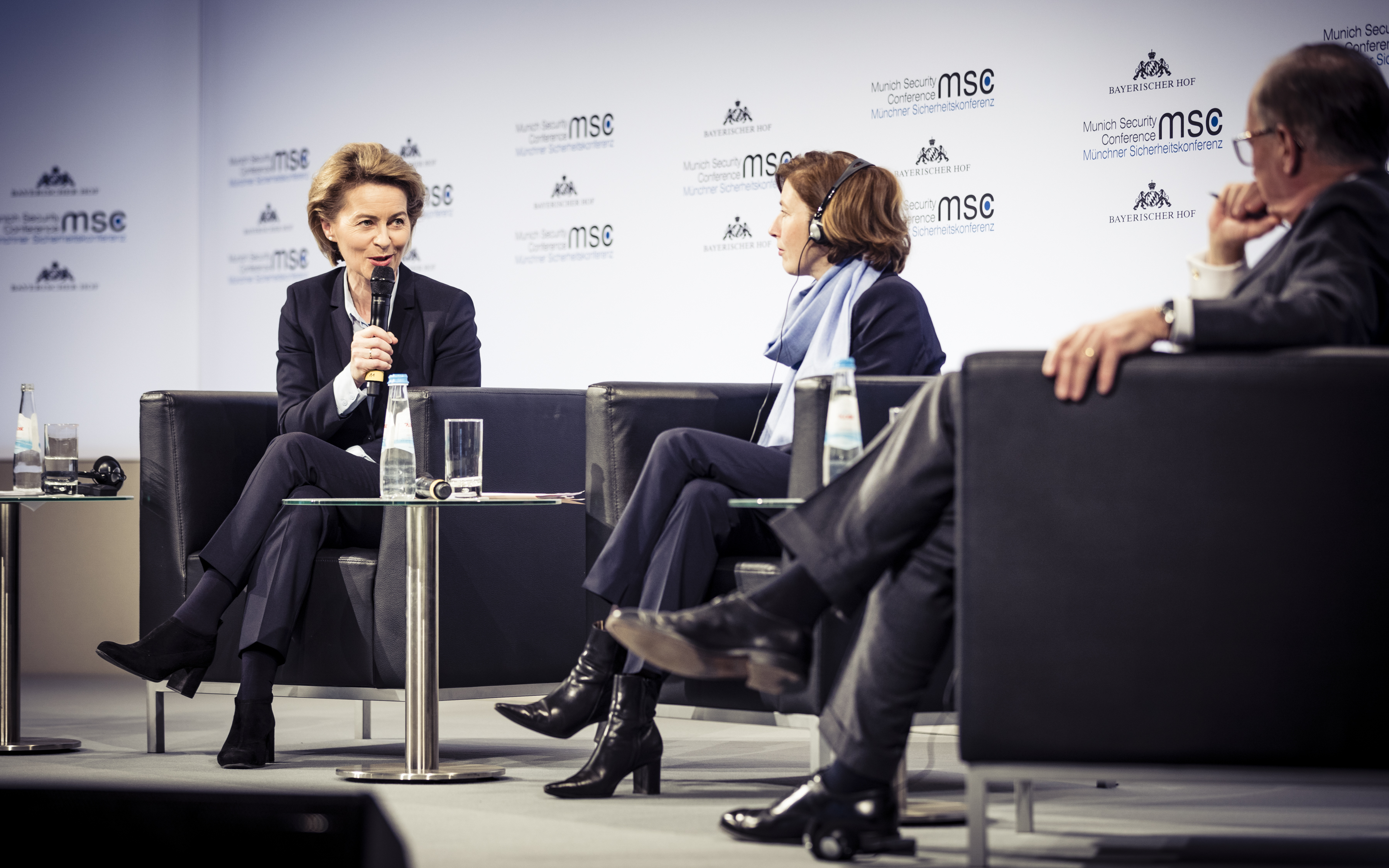 Cover: Mark Leonard's World in 30 Minutes: Round-up of Day 1 of the Munich Security Conference 2018