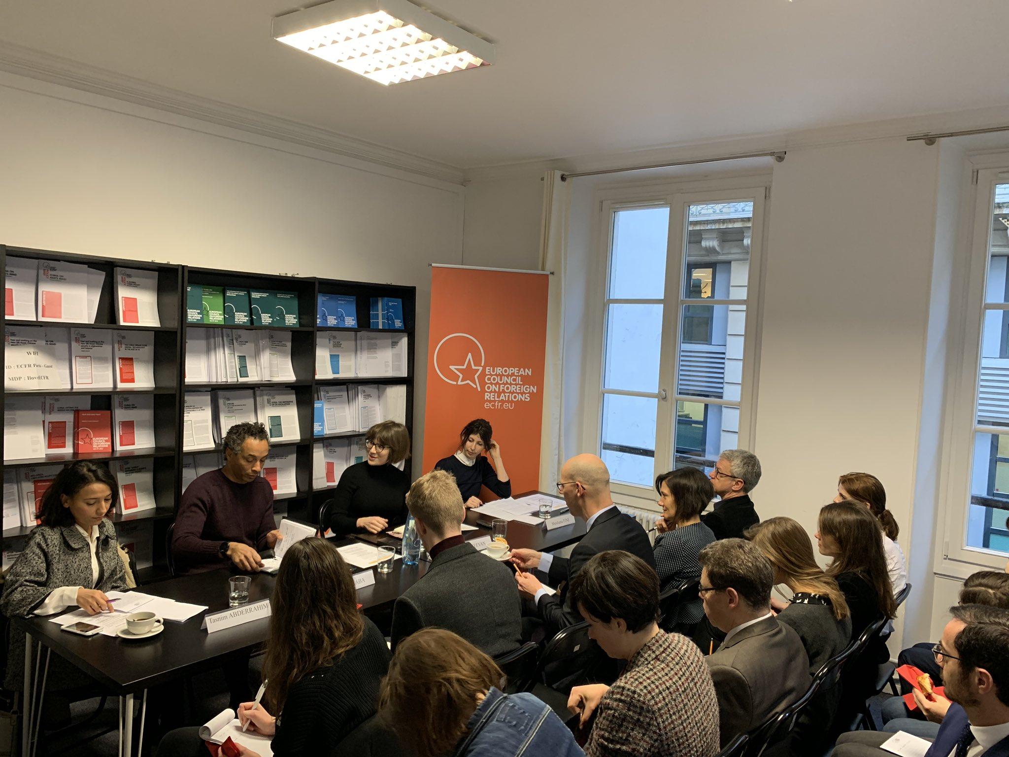 Cover: Europe-Maghreb : quelle coopération en matière de migration ?