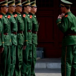 Cover: Xi's army: Reform and loyalty in the PLA