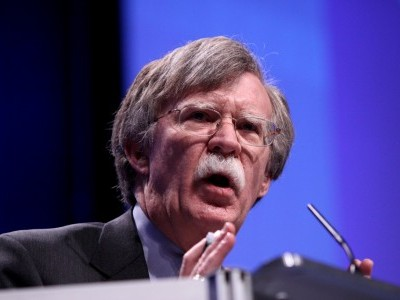 With Trump, the spectre of John Bolton returns to the UN