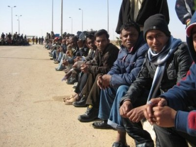 The Med migration crisis and Libya's turmoil