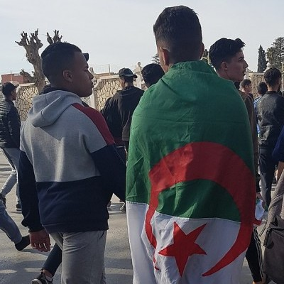 Cover: Protests in Algeria: A fifth term for Bouteflika?