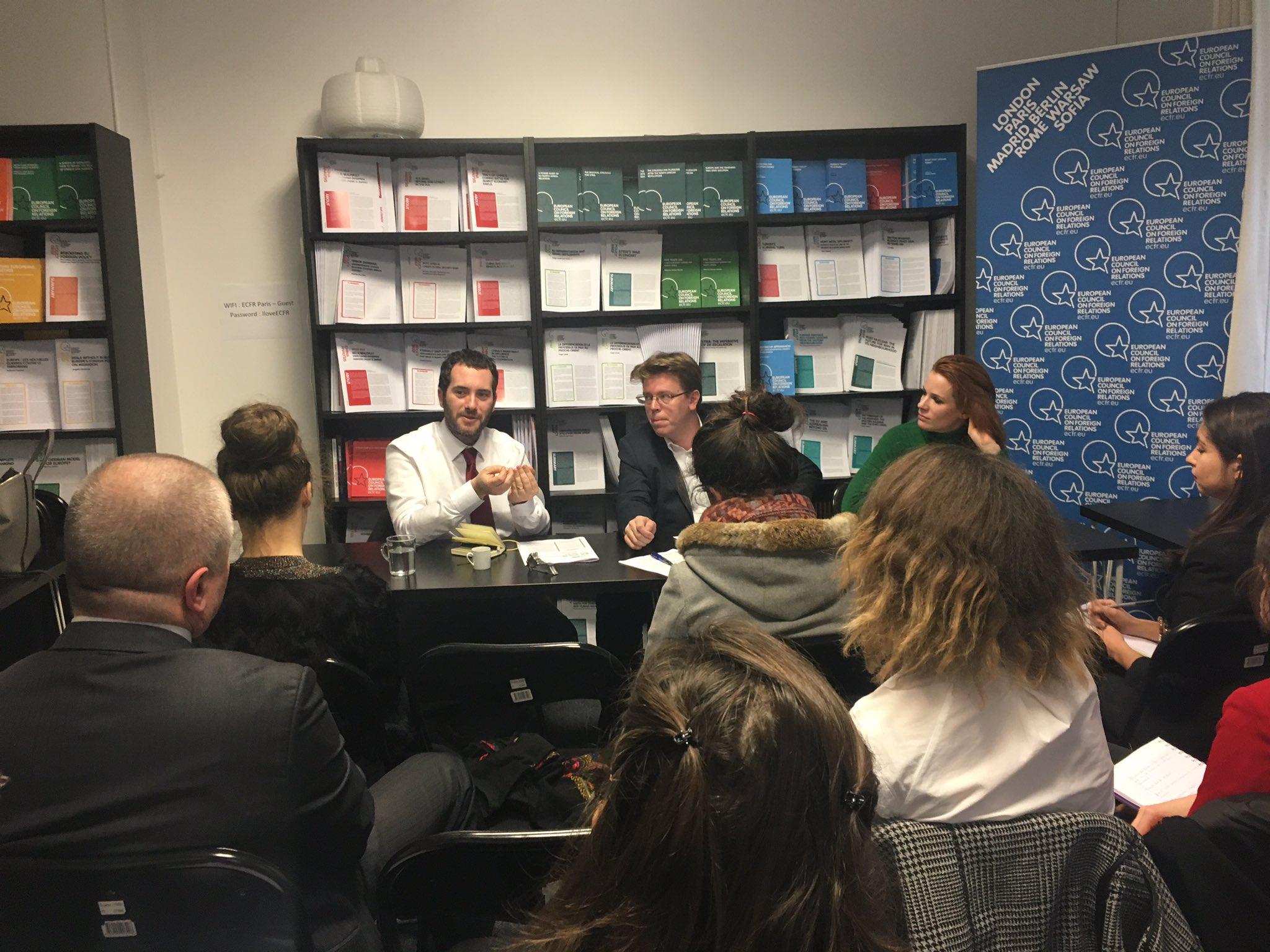 Cover: Quelle stratégie pour l'après-Daech en Irak et en Libye ?