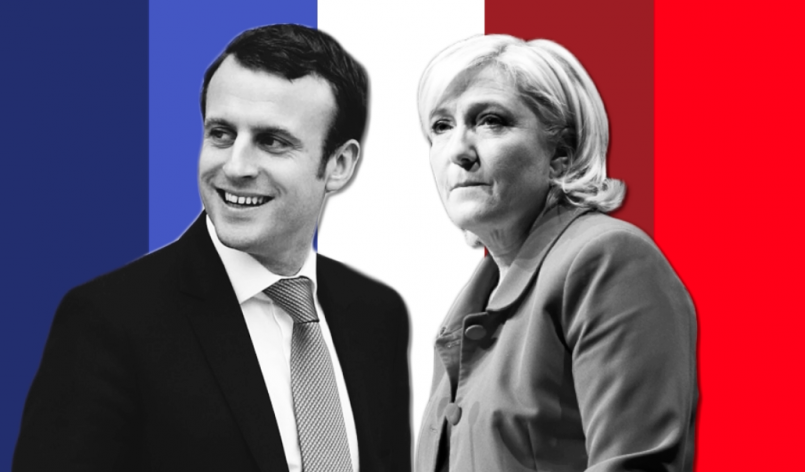 Macron vs. Le Pen: the French decide on Europe's future
