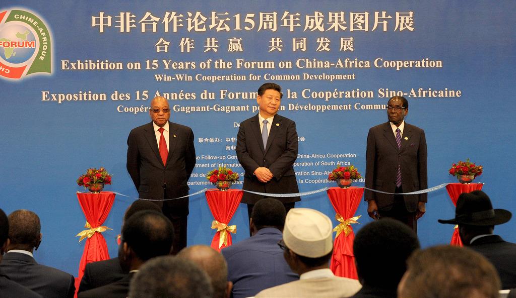Cover: Sécurité africaine : l'entrée de la Chine